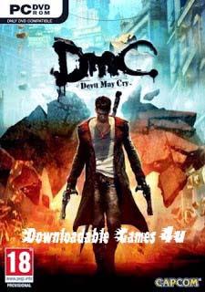 DMC Devil May Cry Full Version PC Game