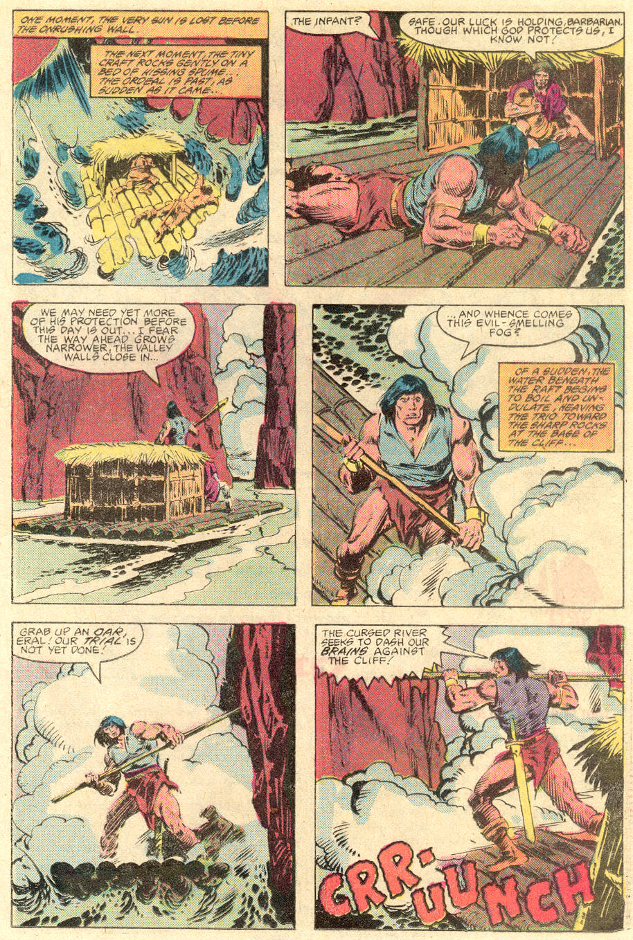 Conan the Barbarian (1970) Issue #136 #148 - English 10