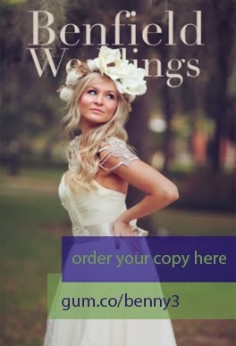 Order Benfield Weddings Magazine!
