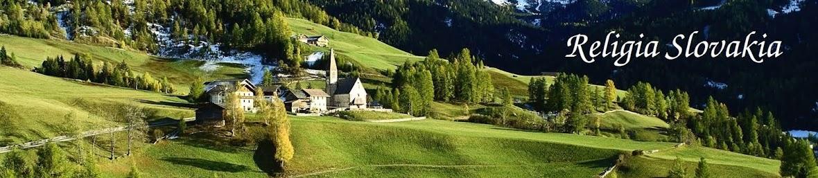 Religia Slovakia