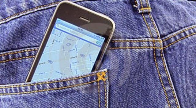 Tempat Terlarang untuk Smartphone