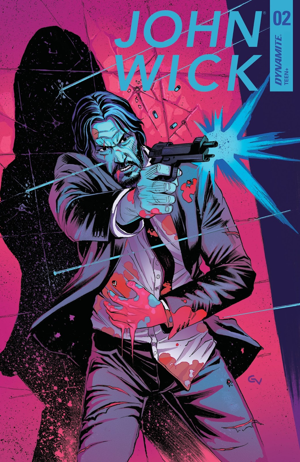 John Wick issue 2 - Page 1