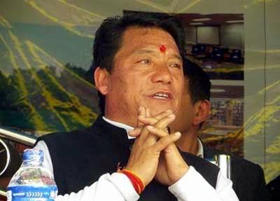 Morcha chief Bimal Gurung