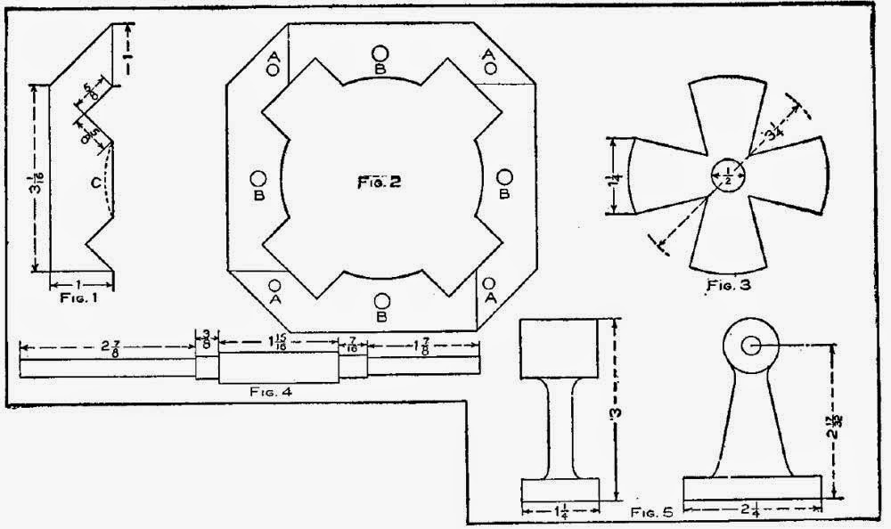construction of single phase induction motor