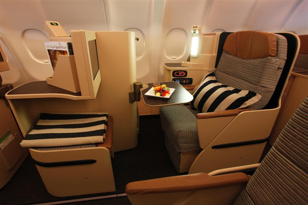 Etihad airways pearl business class large