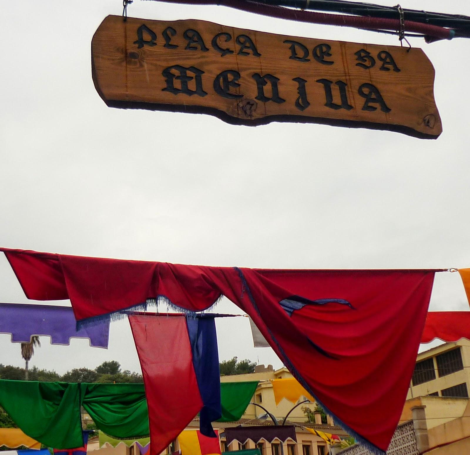 mercado medieval mallorca