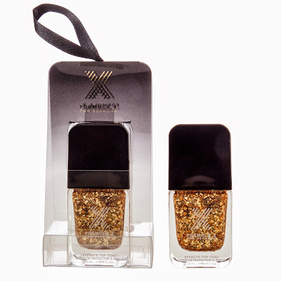 Sephora Formula X Top Coat Ornament
