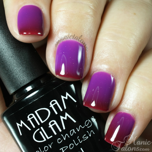 Madam Glam Chameleon Do You Really Know Me? Swatch