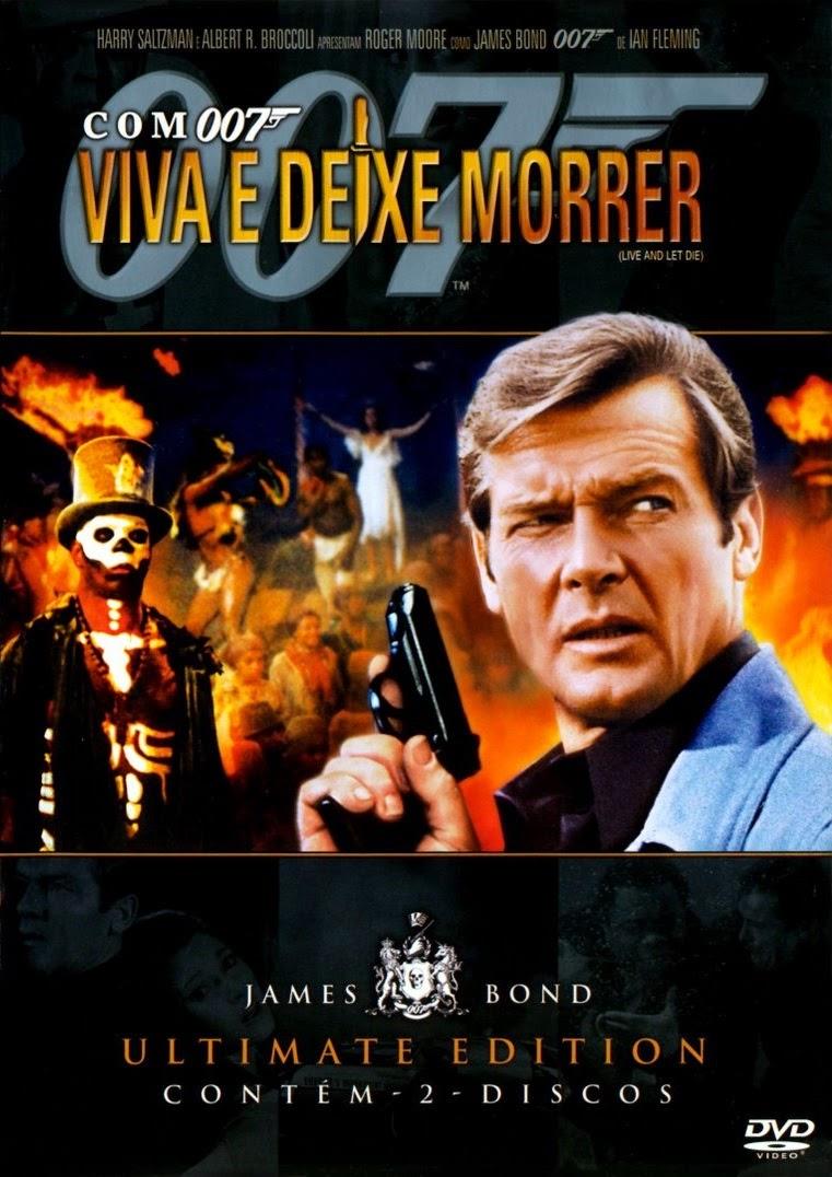 007: Viva e Deixe Morrer – Dublado (1973)