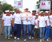 Vvs Lakshman at 5k Walk to encourage blood donation-thumbnail-7