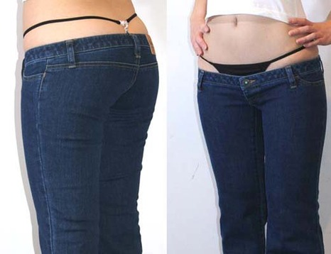 sexy low rise jeans in Womens Jeans eBay