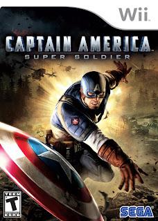 Capitan America Super Soldier [WII] [PAL] [ESP]