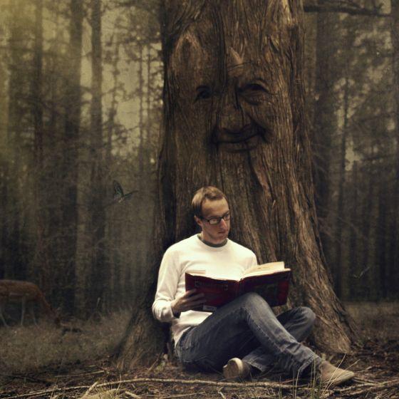Joel Robinson fotografia e manipulação digital livros fantasia surreal