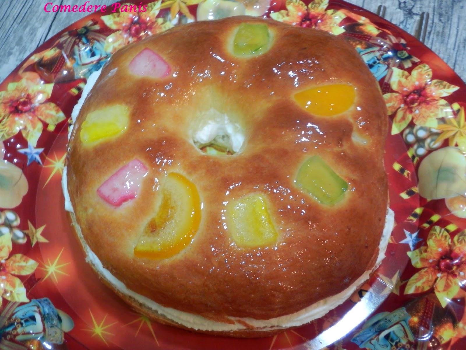 Roscón De Reyes, Amasado Fácil.