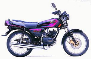 Spesifikasi Yamaha RX Special   Motor Ganteng