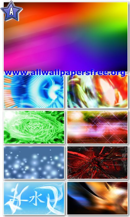 40 Amazing Colorful HD Wallpapers 1366 X 768 [Set 11]