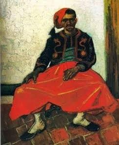 O Zuavo Millet - 1888