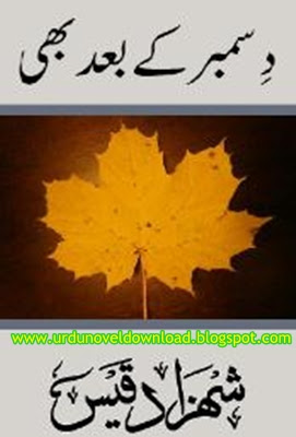Urdu Poetry Book December Kay Baad Bhi