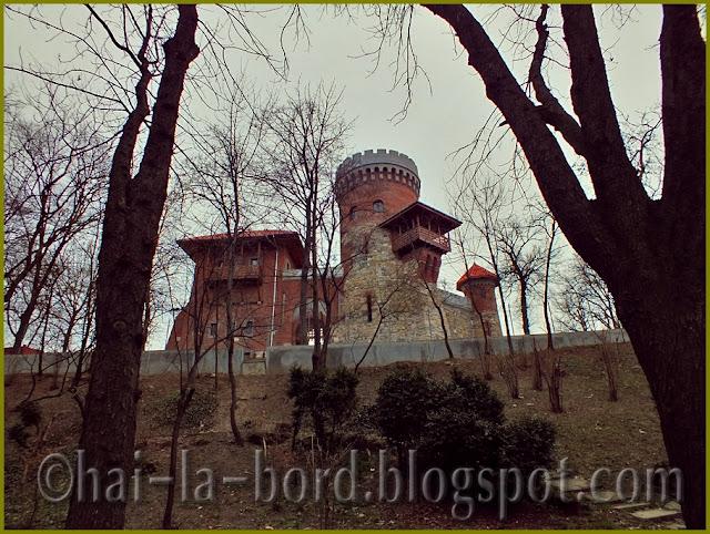 castel Tepes Parcul Carol