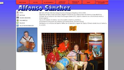 Alfonso Sánchez Web Acordeón Diatónico Web dedicada al acordeon diatonico