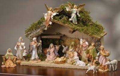 Decoracion de Nacimientos Navideños, parte 1