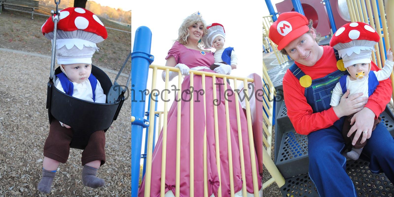 Itu0027s-a-Nintendo Super Mario Brothers Halloween!  sc 1 st  Director Jewels & Director Jewels: Itu0027s-a-Nintendo Super Mario Brothers Halloween!
