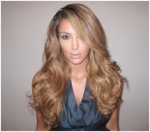 kim kardashian hair colour. kim kardashian hair color