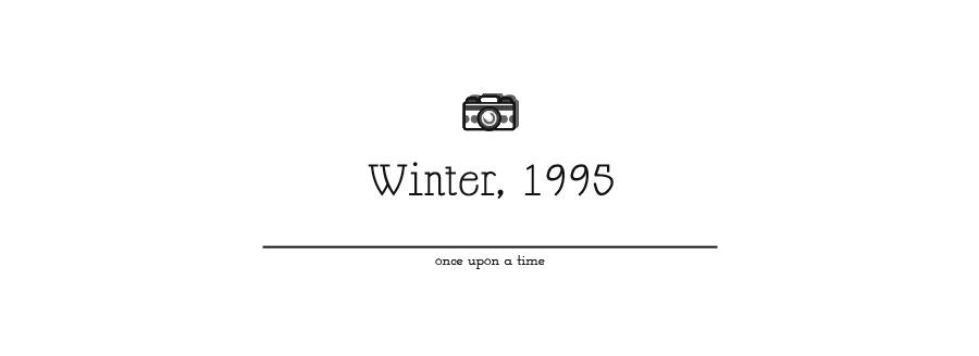 Winter, 1995.