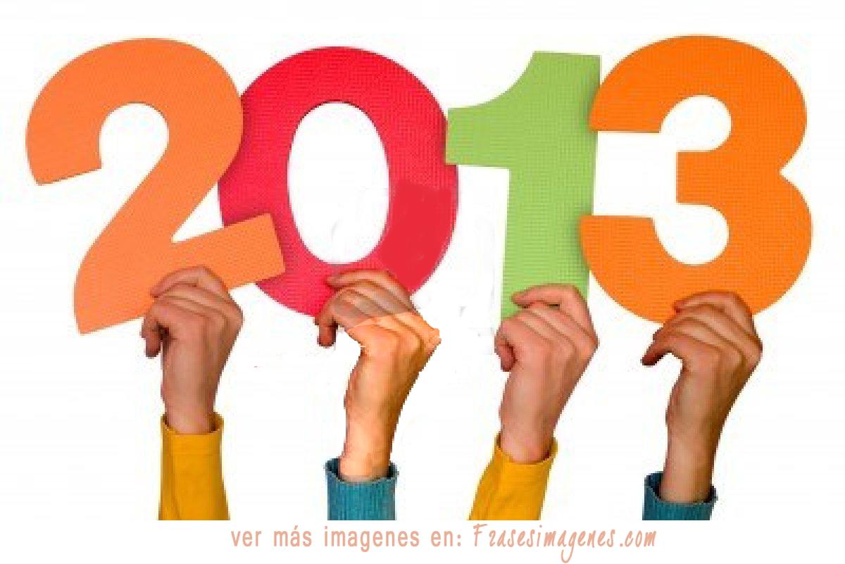 mensajes de fin de año 2013