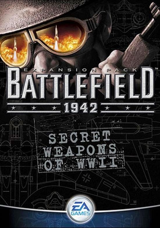 Battlefield 1942 Secret Weapons of WWII