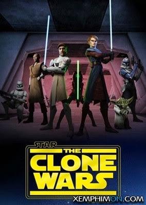 Chiến Tranh Giữa Các Vì Sao Phần 6 - Star Wars The Clone Wars Season 6