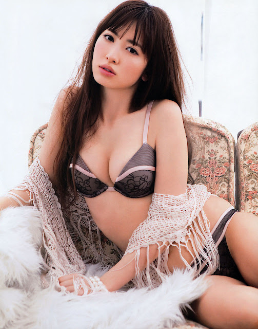 Koleksi Foto Seksi Haruna Kojima || gudangcewek.com