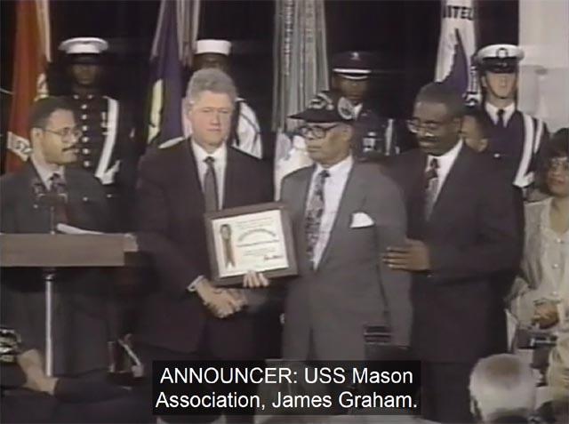 """¿Los """"masones"""" planean un ataque de bandera falsa al USS Mason?"""