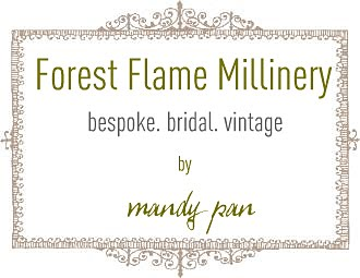 Forest Flame Millinery