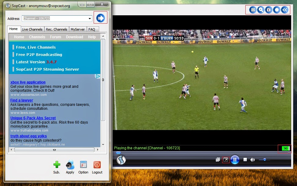 Sopcast Version 3.3.2 Free Download