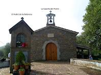 El Pedró de la Dolorosa situat davant la capella del Pedró
