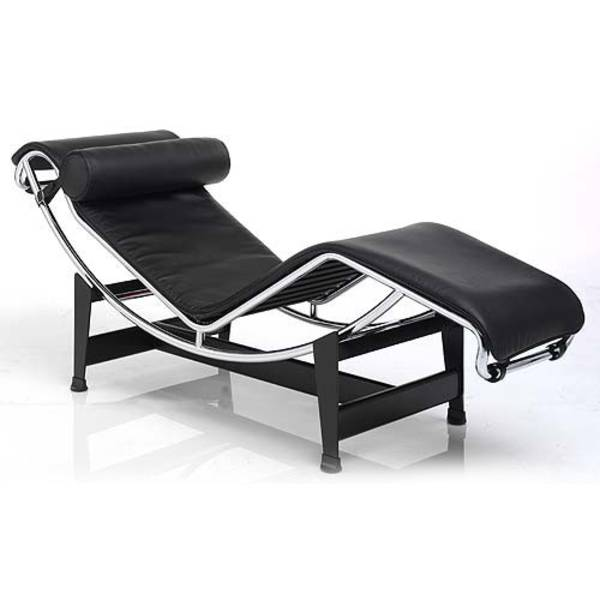 retro furnish investing in a comfortable le corbusier lc4. Black Bedroom Furniture Sets. Home Design Ideas