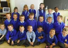 Class photo 2013 2014