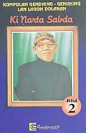 AJIBAYUSTORE  Judul Buku : Kumpulan Gendhing-Gendhing Lan Lagon Dolanan Ki Narta Sabda Jilid 2 Pengarang : Gathot Sasminto Penerbit : Cendrawasih