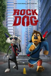 Rock Dog (2016) BluRay