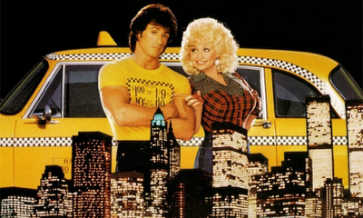 Rhinestone - Starring Sylvester Stallone and Dolly Parton - Released in 1984