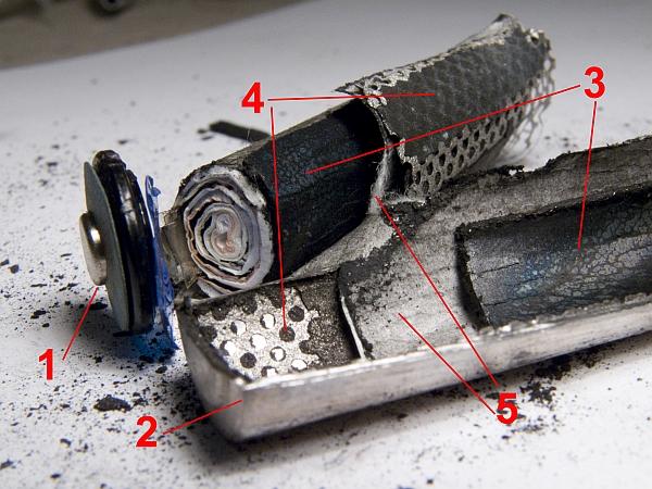 Bugworkshop 甲蟲工作室 鎳氫電池 Nimh(nickel Metal Hydride Battery)漏液