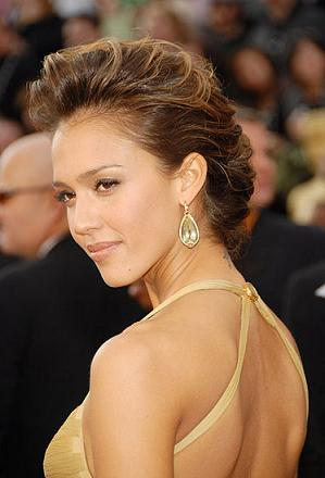 Jessica albas 60s updo see feed jessica alba updo hairstyle be is ashley greene of twilight pmusecretfo Image collections