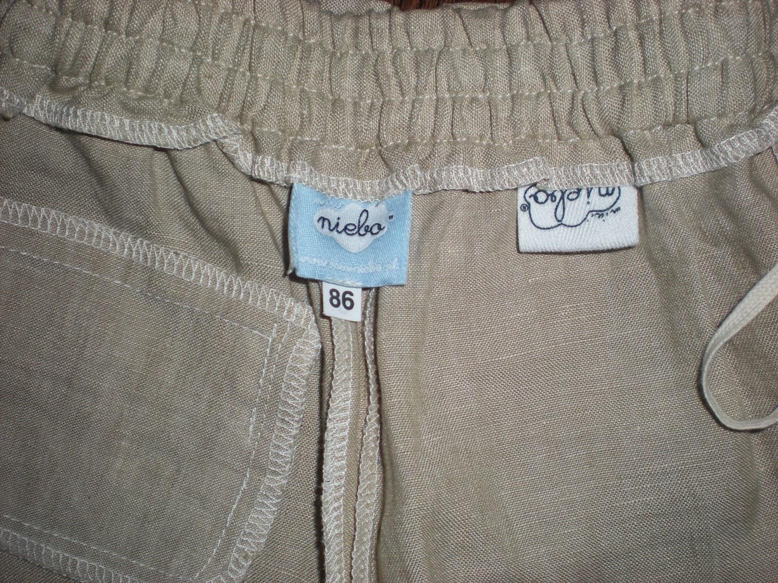 Lniane spodnie - recenzja!