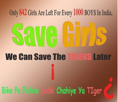 Save Girls Wallpapers