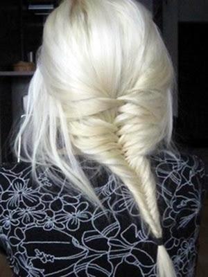 look trenzas peinados 2014