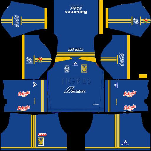 FOTOS Los nuevos uniformes de la Liga MX – Publimetro - Imagenes De Uniformes De Futbol Mexicano