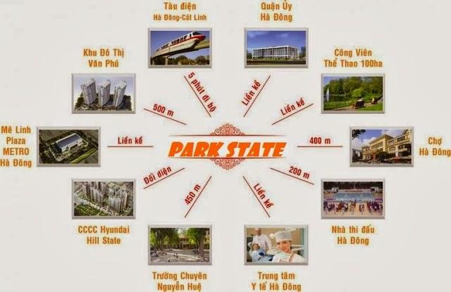 Xuân Mai Park State