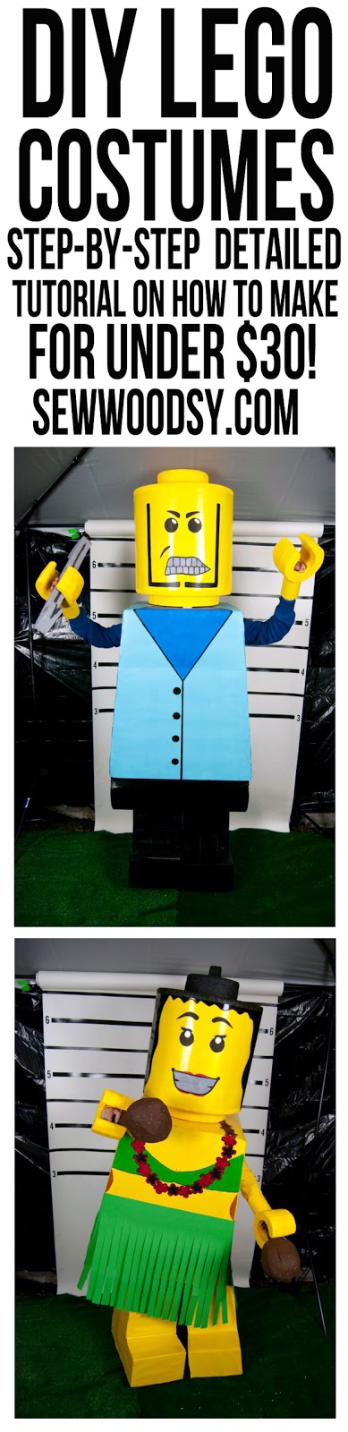 Do you have a little or big lego fan at home if so for Lego diy