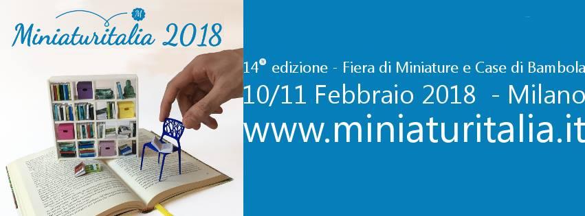 MINIATURITALIA FIERA 2018